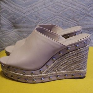 Wedge sandals.  Great used condition.